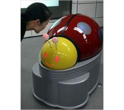 Lady Bird - робот для уборки туалетов