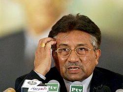 ЦИК Пакистана официально признал победу Первеза Мушаррафа на выборах президента