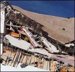На севере Чили произошло сильное землетрясение
