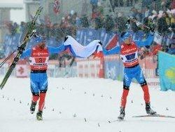 Новость на Newsland: Российские лыжники выиграли золото в командном спринте