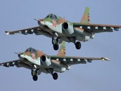 Новость на Newsland: Штурмовик Су-25 научится воевать с