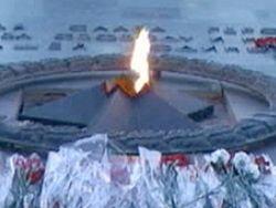Новость на Newsland: Ветерана скрутили у Вечного огня