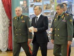 Новость на Newsland: Владимир Путин и его виртуальные солдаты