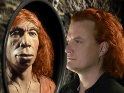Новость на Newsland: Учёные хотят оживить неандертальцев