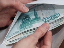 """В России """"черных зарплат"""" в 2012г выдали на 9 триллионов Big_1135304"""