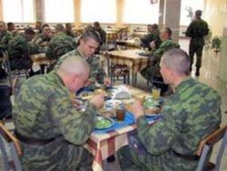 Новость на Newsland: Солдат на Южных Курилах кормили кашей с клещами и пометом мышей
