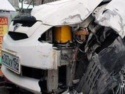 Новость на Newsland: Пьяный полицейский устроил массовую аварию