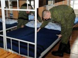 Новость на Newsland: 38 больных солдат спрятали в поле из-за проверки