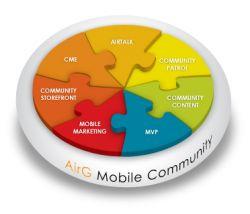 Социальная сеть AirG идет в СНГ