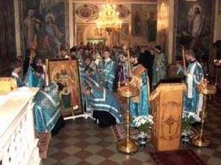 В Архангельске подожгли дом священника