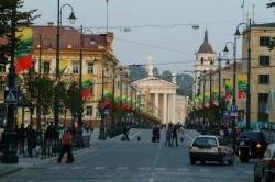 В Вильнюсе прошла акция протеста против роста цен