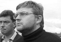 В Петербурге задержаны Борис Немцов и Никита Белых