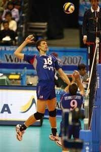 Мужская сборная России продолжает громить соперников на проходящем в Японии Кубке мира по волейболу