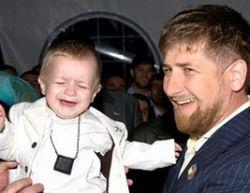 У Рамзана Кадырова родился шестой ребенок — мальчик