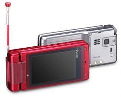 Компания Kyocera анонсировала новый гаджет - мобильный телефон W54K с встроенным модулем mobile-TV
