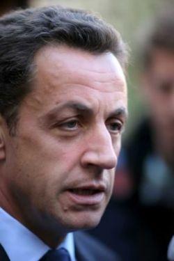 Президент Франции Николя Саркози, возможно, встретил новую любовь