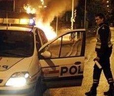 Париж снова охватили уличные беспорядки