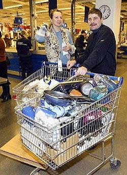 В России постоянно растут потребительские расходы граждан