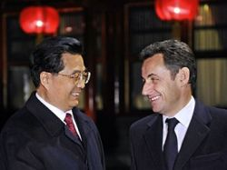Китай купил у Франции два реактора на восемь миллиардов евро