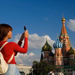 Отдыхать в России предпочитают немецкие туристы
