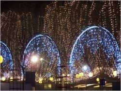 В Европе Рождественский сезон открыт