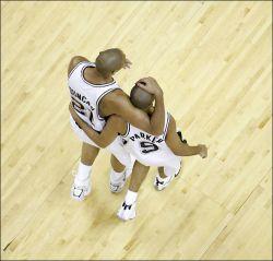 "Баскетбол НБА: Очередная победа чемпиона «Сан Антонио\"""
