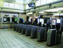 В лондонском метро запущена система оплаты проезда при помощи мобильного телефона