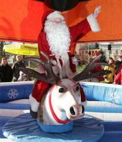 Самый лучший Санта Клаус живет в Австралии (фото)