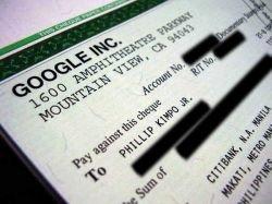 Как обналичить чек Google Adsense и есть ли альтернатива чекам?