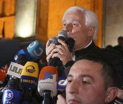 Бадри Патаркацишвили будет баллотироваться в президенты Грузии