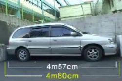 Чудеса парковки: Как компактно припарковаться? (видео)