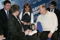 Владимир Путин по-прежнему считает своим домом Петербург