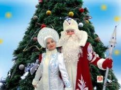 Пригласить Деда Мороза и Снегурочку обойдется в несколько тысяч рублей