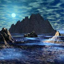 Приливы и отливы вызывают сейсмические колебания