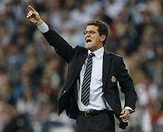 Фабио Капелло готов вывести английскую сборную из кризиса