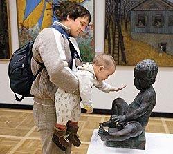 В России растет число отцов, которые оставляют у себя детей после развода
