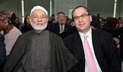 Раввин Марк Шнеер получил награду от имамов Нью-Йорка