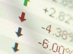 Американские фондовые рынки закрылись в глубоком минусе