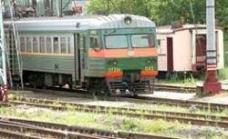 Неизвестный взорвал себя в электричке в Челябинской области