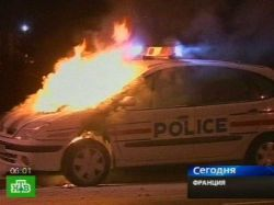 Французские хулиганы меняют тактику
