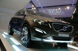 В Москве на выставке «Millionaire Fair» прошла премьера Volvo XC60 Concept