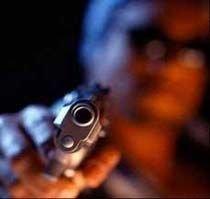 Ограбление по-американски (видео)