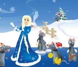 Поздравь друзей с Новым Годом и получи путевку на горнолыжный курорт в Австрию