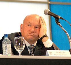Юрий Лужков перешел на термитную терминологию