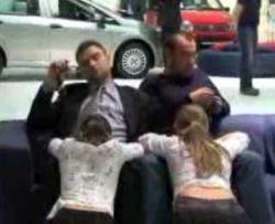 Скандальный вирусный ролик автодилера «Инком Авто» (видео)