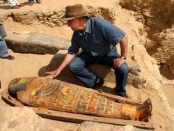 Российские археологи обнаружили в Египте необычные мумии