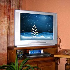 Телеканалы начали битву за новогодний эфир