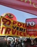 Эпидемия бунтарства. Европу охватила череда массовых забастовок и беспорядков