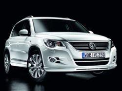 Volkswagen подготовил для Tiguan стайлинг-кит R-Line