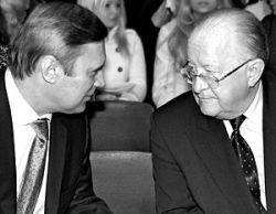 Михаил Касьянов и Виктор Геращенко приняли совместное заявление об экономической ситуации в России
